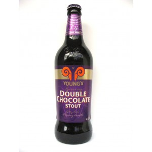 YOUNG'S DOUBLE CHOCOLATE STOUT - 50 cl