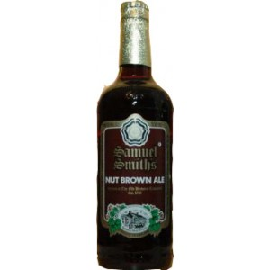 SAMUEL SMITH NUT BROWN ALE - 35.5 cl