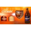 CHIMAY - TRILOGY BOX 3 UNIDADES 33 cl + VASO