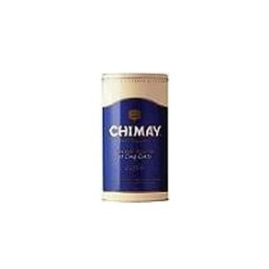 CHIMAY - ESTUCHE METAL BOX 2*75cl + VASO
