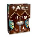 DOMINUS ESTUCHE - ESTUCHE 2 UNIDADES 75 cl+ VASO