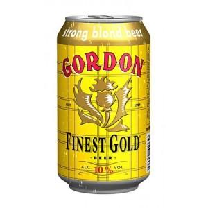 GORDON FINEST GOLD - 33 cl LATA