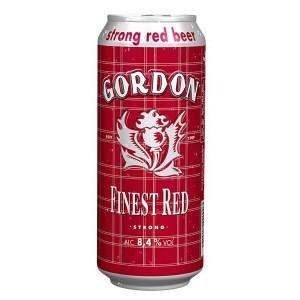 GORDON FINEST RED - 50 cl LATA