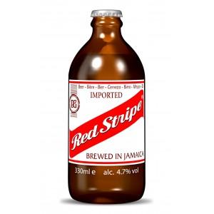 RED STRIPE - 33 cl